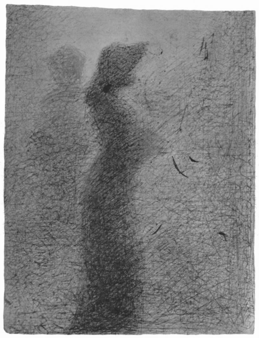 Жорж-Пьер Сёра. Прогулка. 1883