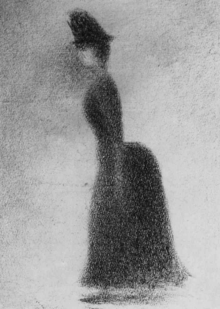 Жорж-Пьер Сёра. Тюрнюр. 1884
