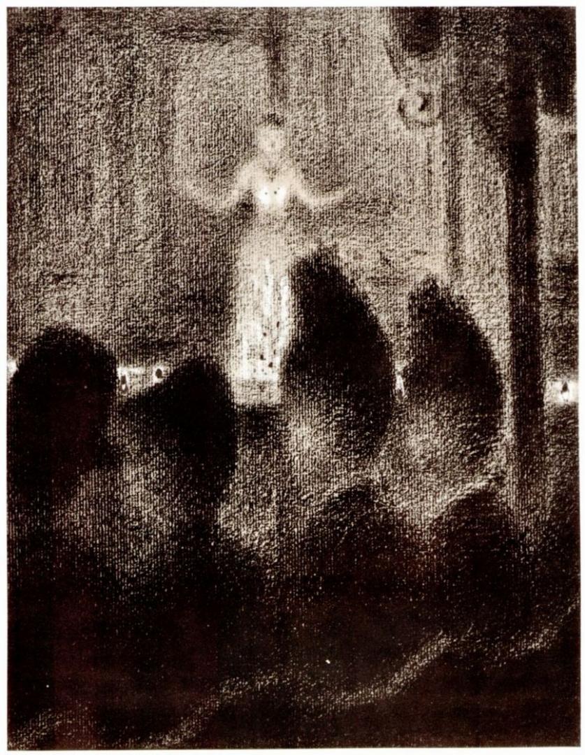 Жорж-Пьер Сёра. В Европейском концерте. 1887