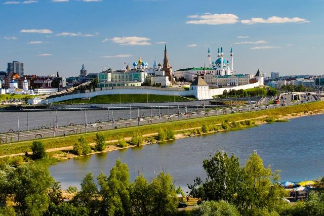 Ансамбль Казанского Кремля