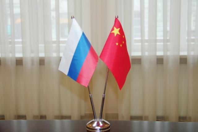Сотрудничество КНР и России