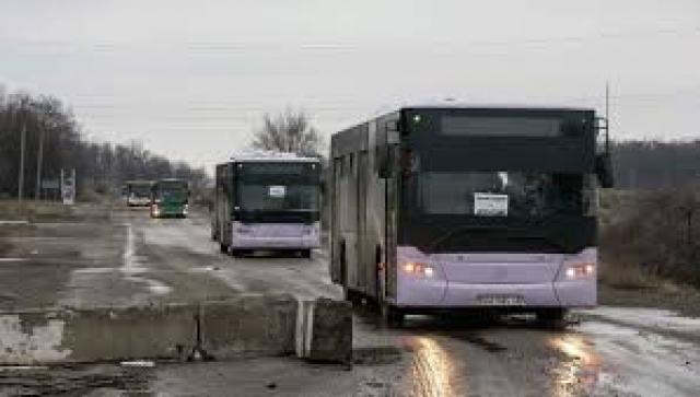 Донецк. Эвакуация