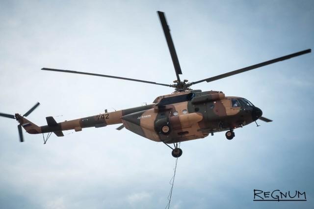 Сербия закупит ещё шесть российских вертолётов Ми-17