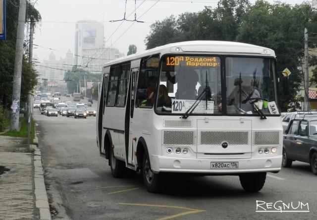 Прекрасное далёко общественного транспорта
