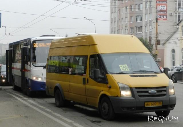 Общественный транспорт в Воронеже стал восприниматься как форма издевательства
