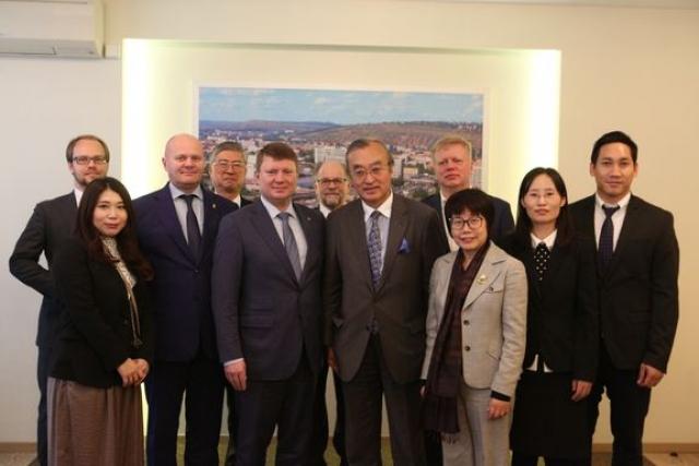 Президент АПЕРК посетил Красноярск