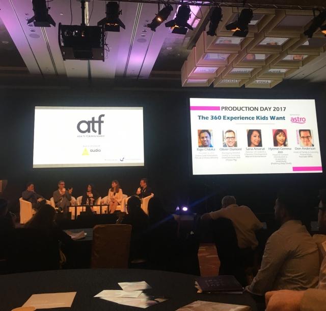 Международный телевизионный форум ATF