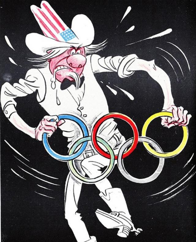 Олимпиады не будет