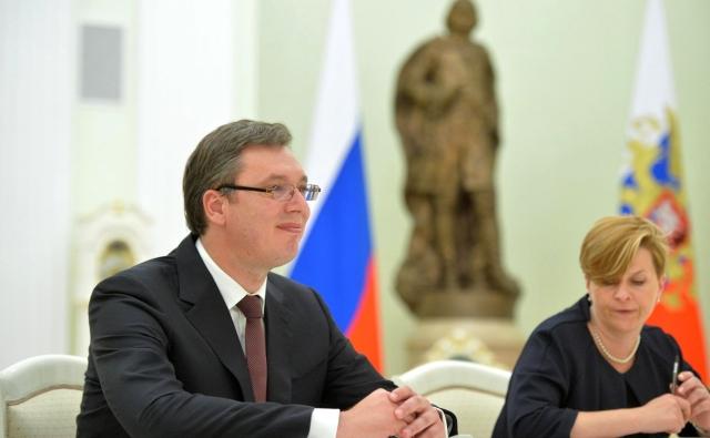 Президент Сербии посетит Москву с трёхдневным визитом