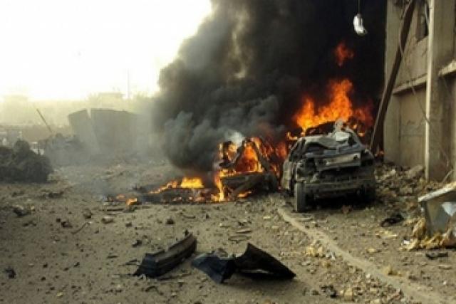 Терракты в Афганистане