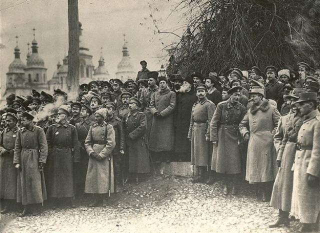 Провозглошение III Универсала Украинской Центральной Рады