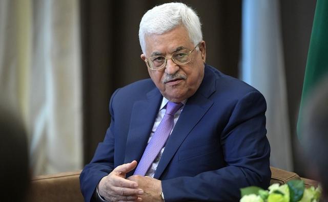Президент Палестины Махмуд Аббас