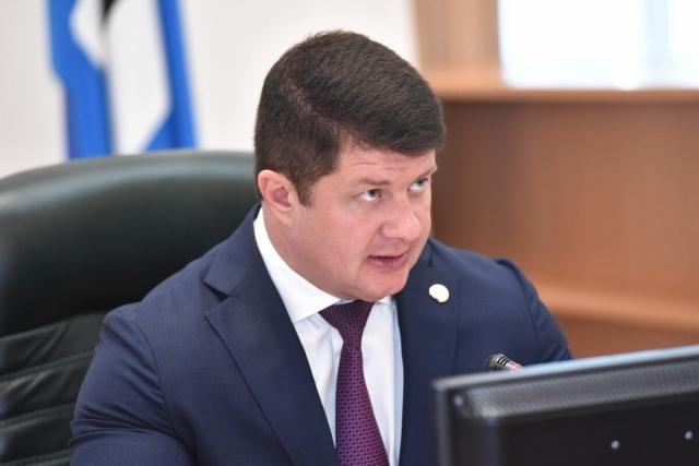 Первый рабочий день после отпуска мэр Ярославля проведет в Москве