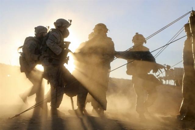 Sky News: На Западном берегу Иордана — первые столкновения