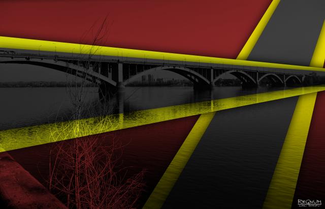 Между властью и народом: мост, который поделил Новосибирск на две стороны