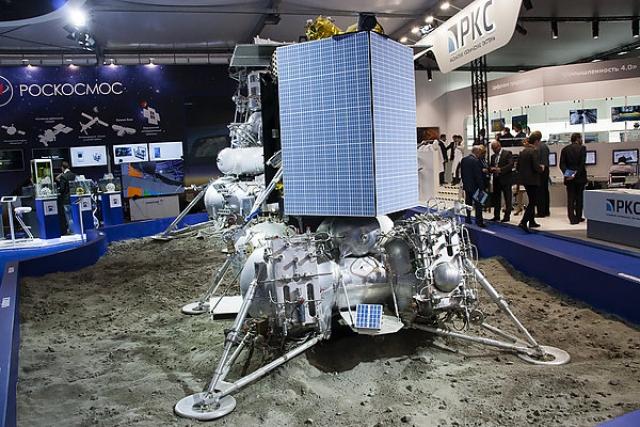 Россия создаст на Луне лазерную систему навигации