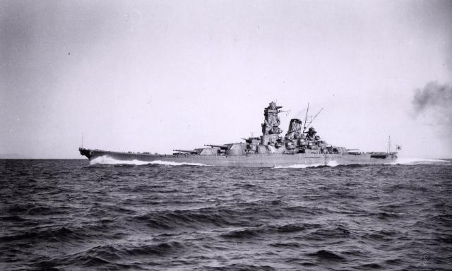 Линкор «Ямато», 1941