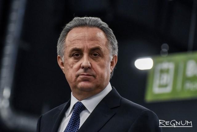 Мутко заявил о давлении на российский спорт