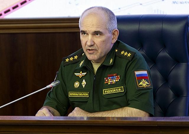 ВКС РФ – за неделю: в Сирии уничтожено более 1,3 тыс. объектов боевиков