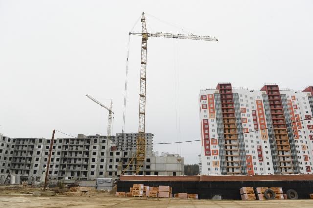 Многоэтажную деревню Кудрово отказались принимать в состав Петербурга