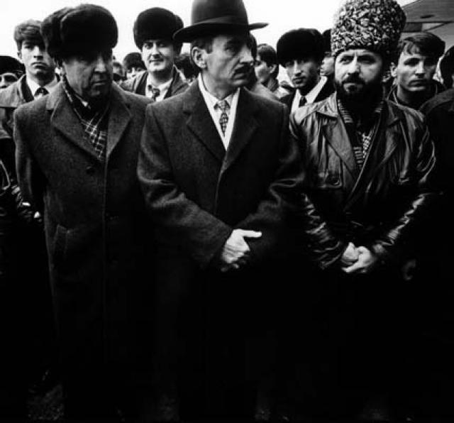 Главари сепаратистов