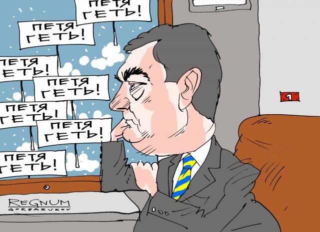 В Совфеде назвали срок решения по импичменту Порошенко