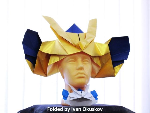 Работа Ивана Окускова