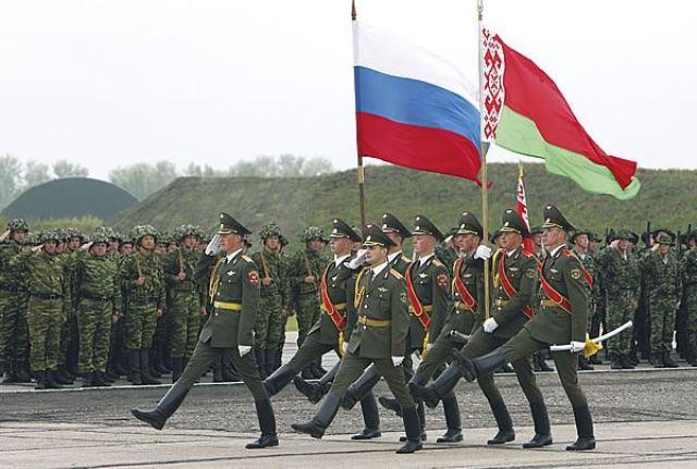 Совместные учения России и Белоруссии