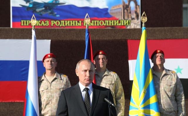 Ближневосточный блиц-визит Путина и его сюрпризы