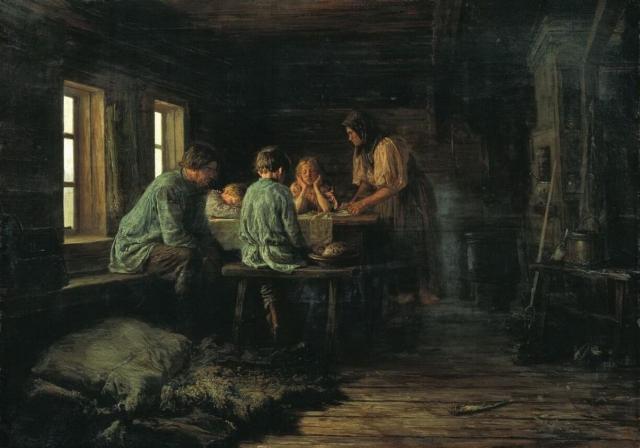 Опрос: 42% граждан РФ денег хватает только на еду