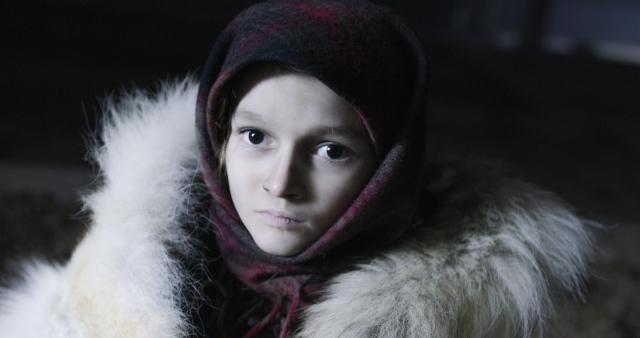 Взгляд из камина – ребенок и война
