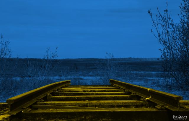 Украина не исключает прекращения железнодорожного сообщения с РФ
