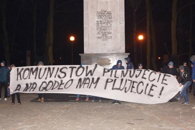 Польша: христианские ценности против декоммунизации