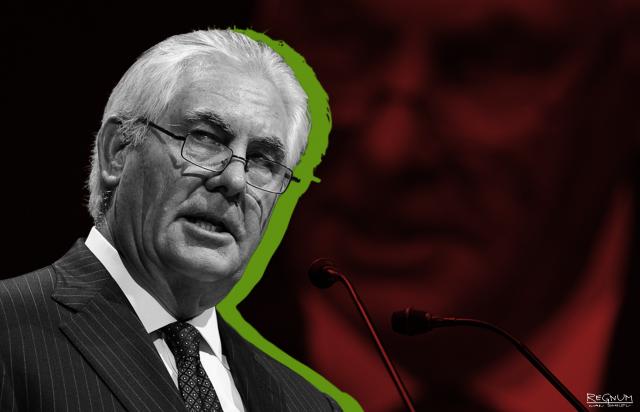 Тиллерсон сообщил о первых шагах США в случае «краха» КНДР