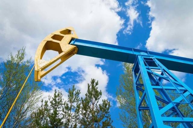 Нефтяной насос. Украина