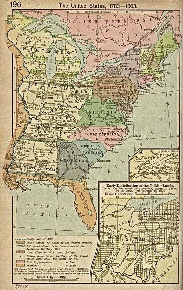Билль о правах США: народ против государства, штаты против центра