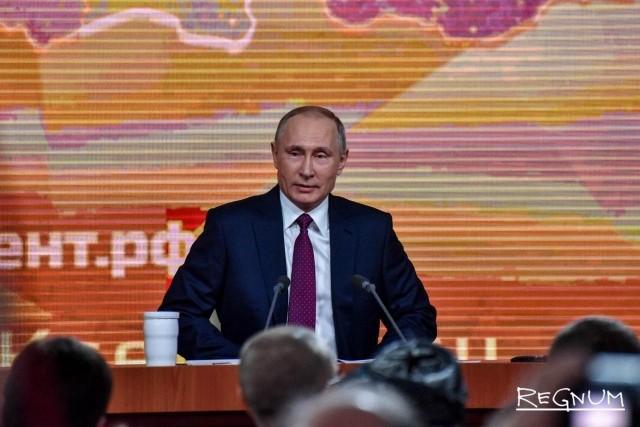 Путин о политике США по КНДР: «вы вообще нормальные люди?»