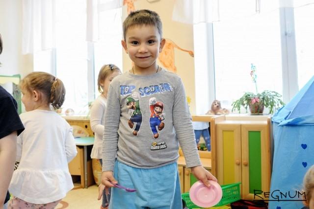 В России проблема с детсадами? Вы ещё не были в Крыму