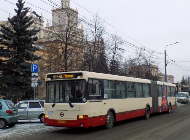 Челябинский автобус