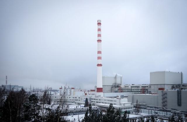 Первый блок Ленинградской АЭС-2 запущен под Петербургом