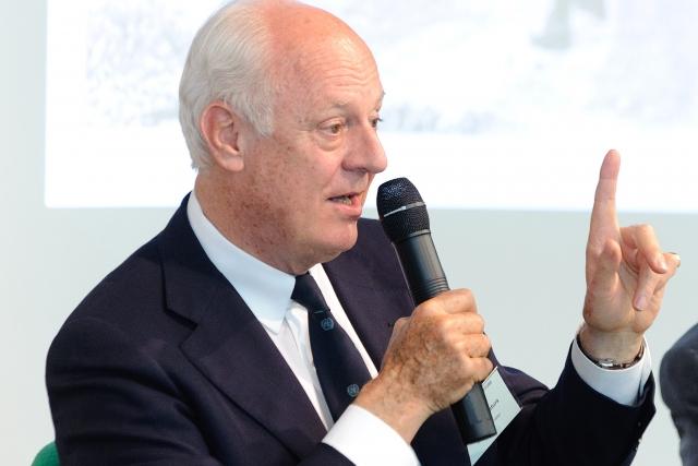 «Упущена золотая возможность»: де Мистура подвел итоги «Женевы-8»