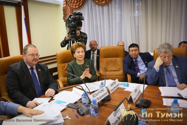 В Совете Федерации рассмотрели вопрос развития Арктической зоны Якутии