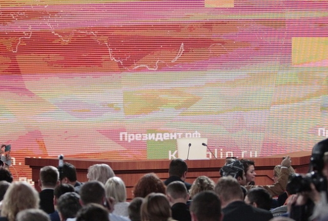 Взгляд из Сибири на пресс-конференцию Путина