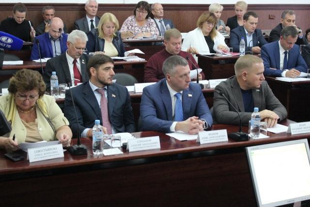 Депутаты Тольяттинской городской думы