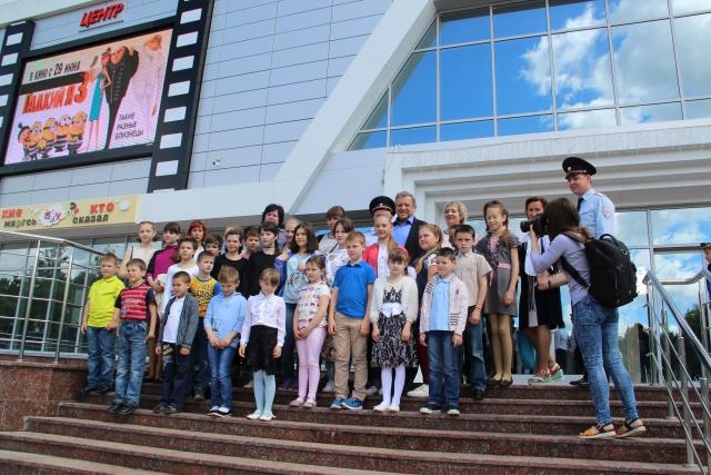 20 июня 2017 года в Саранске в киноцентре «Россия» прошла творческая встреча с режиссером Борисом Грачевским