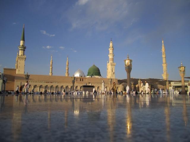 Святые места: после Иерусалима начинается битва за Мекку и Медину