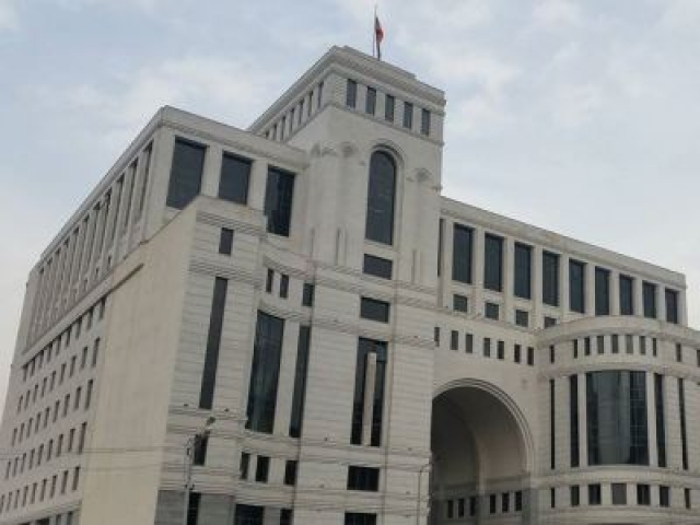 Ереван обвиняет Анкару в срыве нормализации армяно-турецких отношений