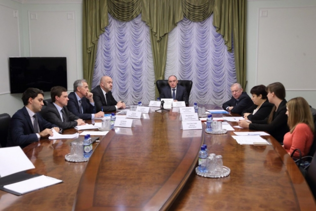 Борис Дубровский встречается с дольщиками компании Речелстрой