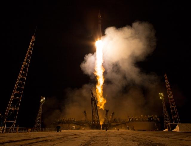 Корабль «Союз МС-07» с новым экипажем для МКС вышел на орбиту