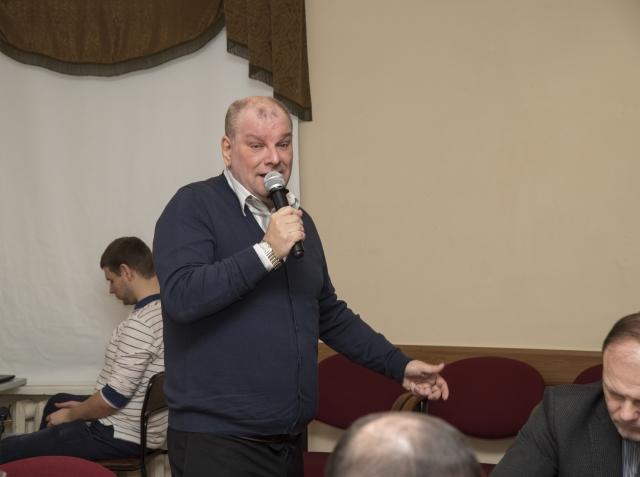 Доктор исторических наук Борис Ковалев